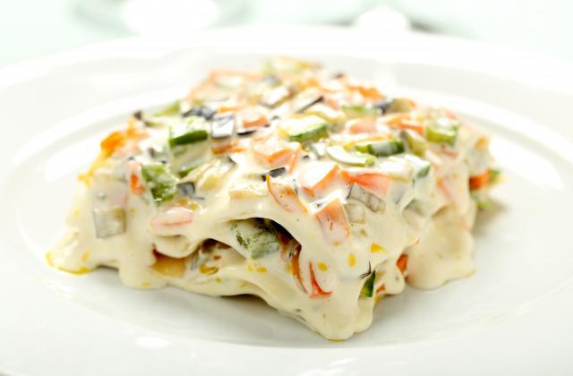 5 recettes de lasagnes aux légumes - Photo par 750g