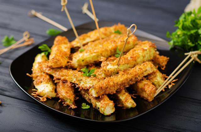 8 recettes de courgettes pour les fans de friture - Photo par 750g