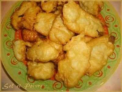 Beignets de pommes de terre en rondelle - Photo par zitoun