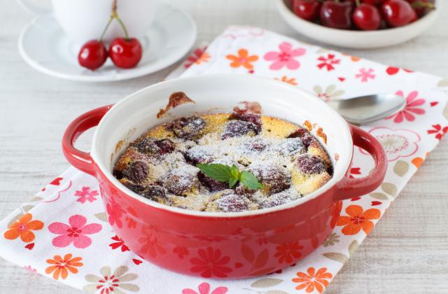 15 desserts à faire avec des cerises - Photo par 750g