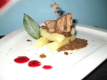 Chevreuil sauce Grand Veneur ! Plat familial - Photo par Recette de Benzo