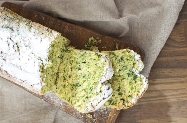 Cake aux épinards - Photo par 750g