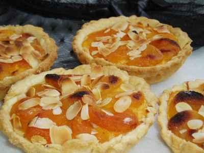 Tartelettes Amandines aux carottes-abricots - Photo par newelm