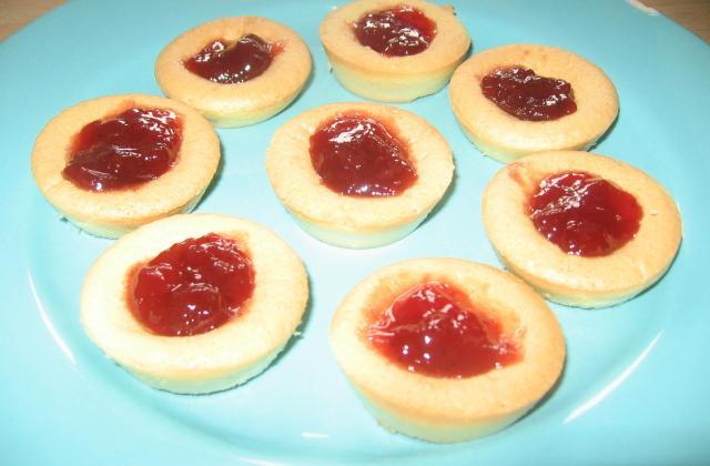 Barquettes à la fraise, au Nutella ou à la crème de marrons - Photo par Invité