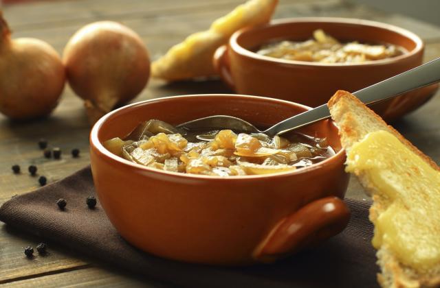Soupe à l'oignon d'Avize - Photo par 750g