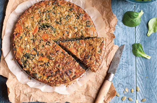 5 recettes végétariennes healthy à tester pour la fête des mères - Photo par Les secrets de la cuisine à IG bas par Marie Chioca