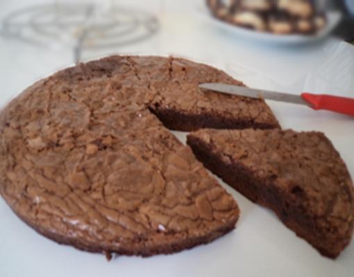 Fondant au chocolat qui ne vous décevra pas - Photo par oumily