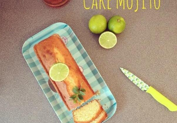 Cake mojito - Photo par stephanieluvshopping