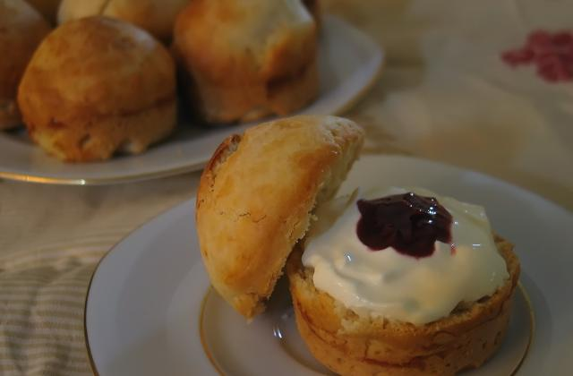 Scones inratables - Photo par MartineCaron