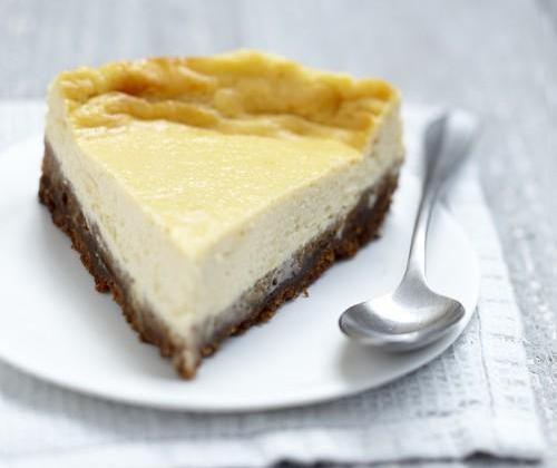Cheesecake aux zestes de citron - Photo par Quiveutdufromage.com