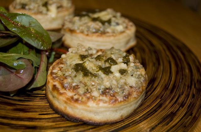 Blue crumpets - Photo par malikele