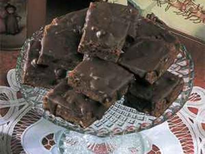 Gâteau facile au chocolat noir façon Brownie - Photo par Jarnier
