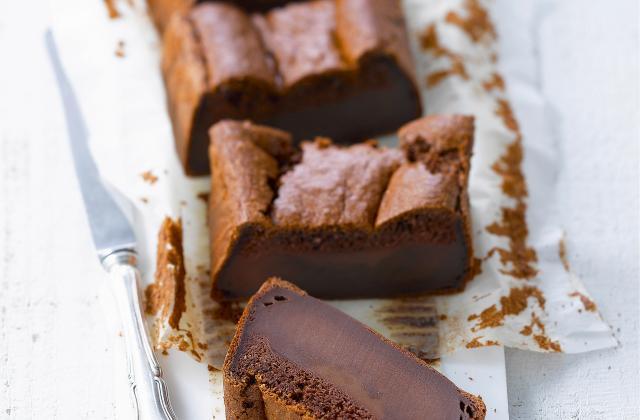 Gâteau magique au chocolat - Photo par 750g