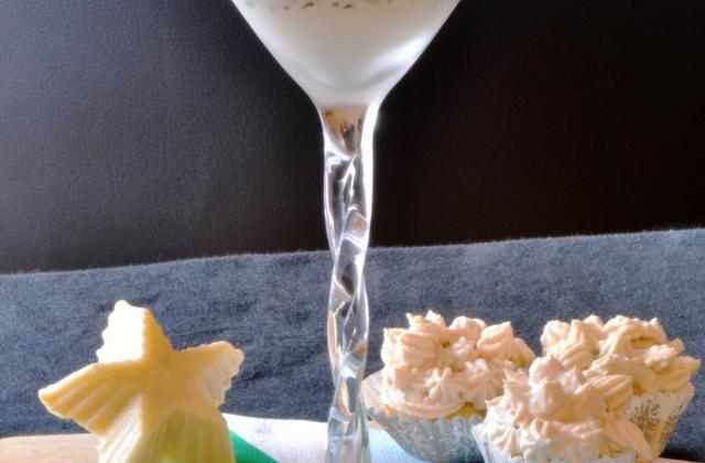 Tiramisu Foie Gras Champignons - Photo par mietteL