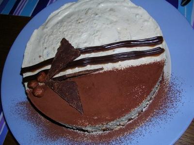 Délice Praliné-chocolat - Photo par Lapin cuisinier