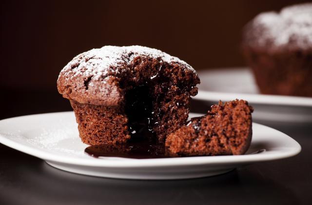 Muffin coeur choco - Photo par ismael2