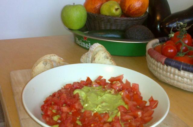Guacamole au vinaigre - Photo par Mr.vronpoi