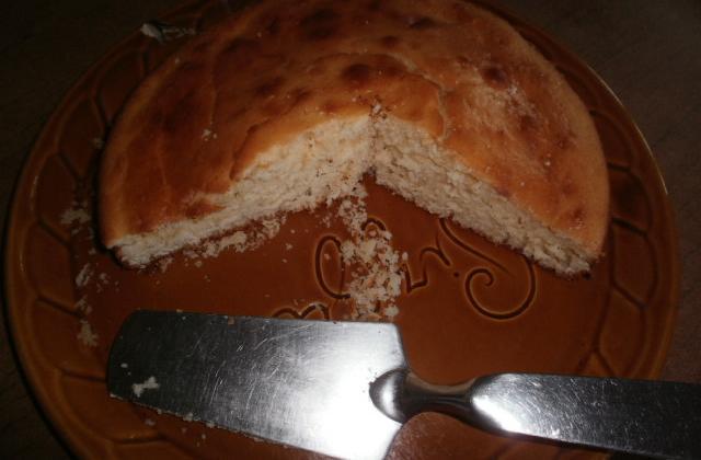 Gâteau aux petits suisses - Photo par annechWy