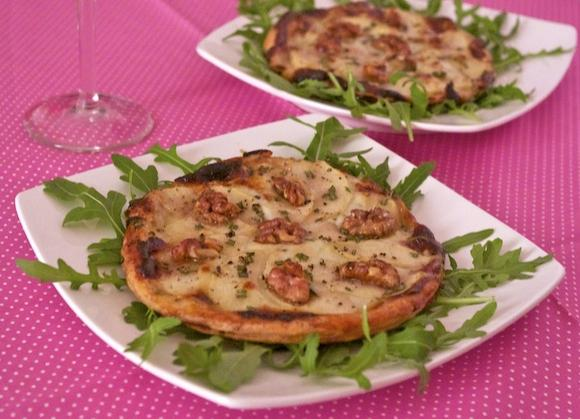 Tartelettes roquefort-poires - Photo par AnneSO FashionCooking