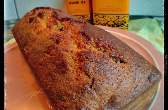 Cake marbré exotique - Photo par docsineado