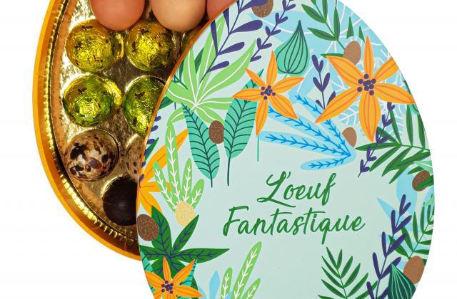 6 Œufs de Pâques à prix doux - Photo par Marie-Rose Dominguès
