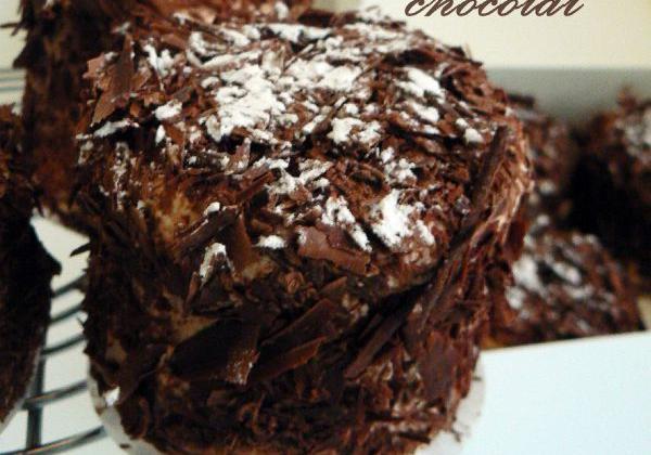 Merveilleux au chocolat - Photo par sophienO
