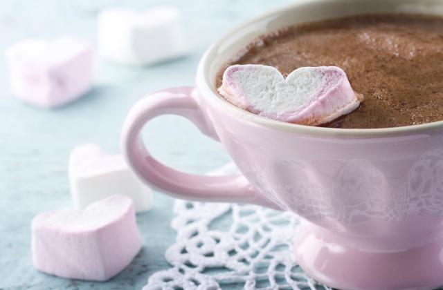 Chocolat chaud maison - Photo par 750g
