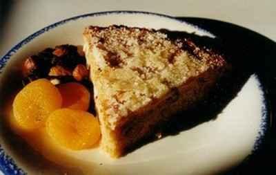 Pudding au pain - Photo par 750g