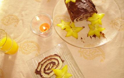 Le roulé au Chocolat - Photo par viadoh