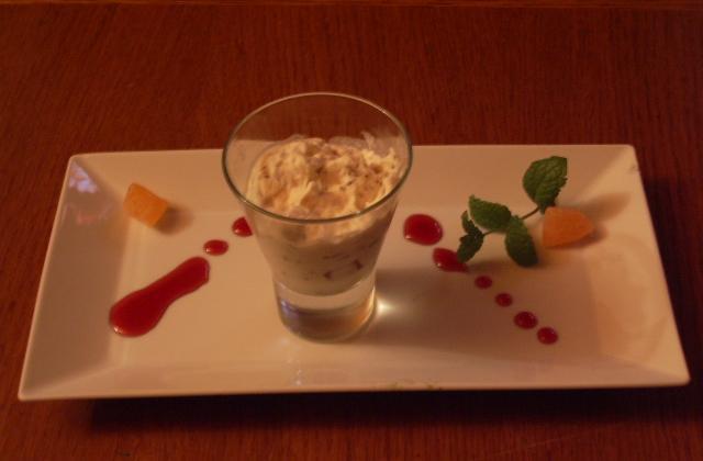 Nougat glacé facile - Photo par lapopotedelolo