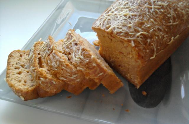 Cake thon tomates - Photo par harmonB