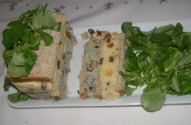 Le fromage revisité - Photo par findv
