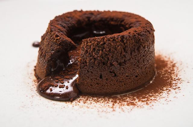 Le moelleux au chocolat de Fanny Rey et Jonathan Wahid - Photo par Fanny Rey et Jonathan Wahid