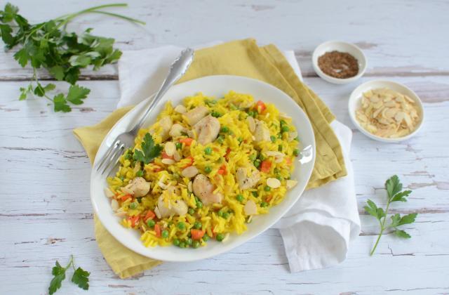 Nos 3 meilleures recettes de riz sauté - Photo par Nadia Paprikas