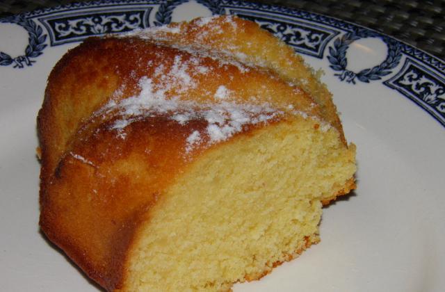Gâteau au maïs et au citron - Photo par jacqueeQ