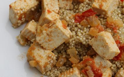 Tofu yassa - Photo par marionWQ