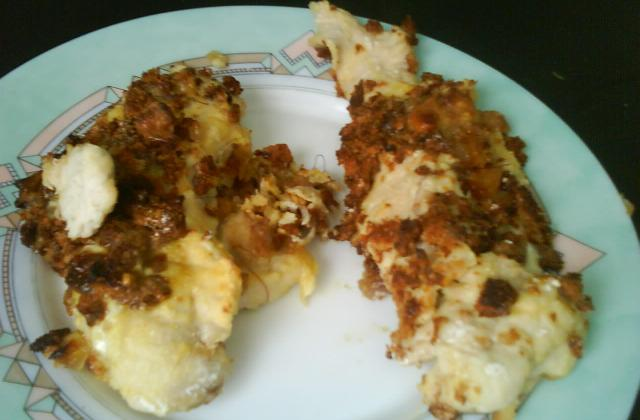 Escalopes de dinde farcies aux fruits secs et pain d'épice - Photo par canich