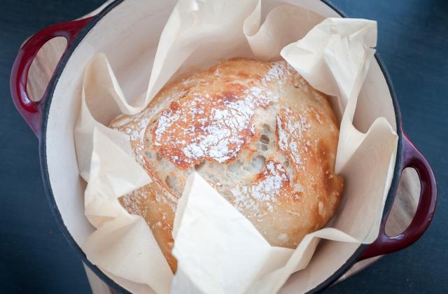 12 recettes de pains faciles à faire à la maison - Photo par 750g