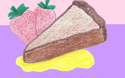 Le moelleux d'Esté au chocolat - Photo par MamanVal