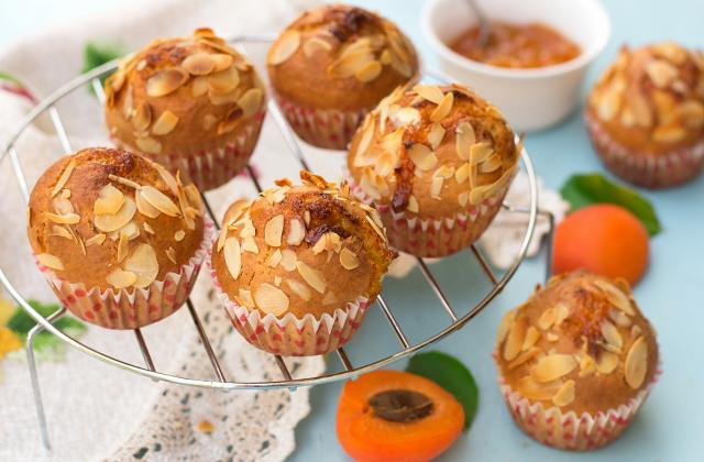 5 muffins aux fruits d'été - Photo par 750g