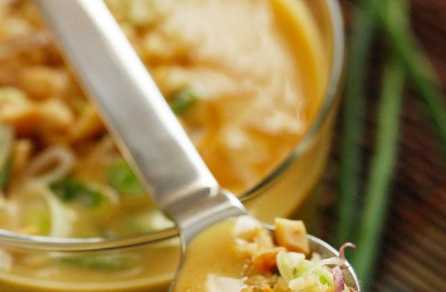Sauce moutardée à l'asiatique - Photo par Amora