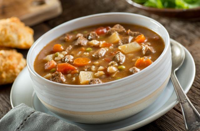 3 recettes de soupe repas, complètes & gourmandes - Photo par 750g