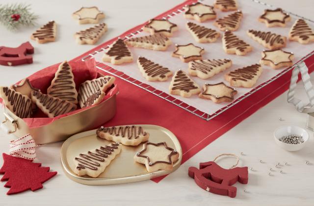 Sablés aux amandes et au Nutella® - Photo par Nutella