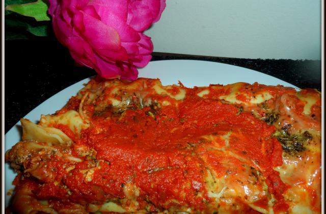 Lasagnes à la bolognaise super rapide - Photo par hellya