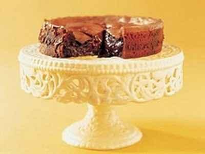 Gâteau coulant au chocolat - Photo par yanesp
