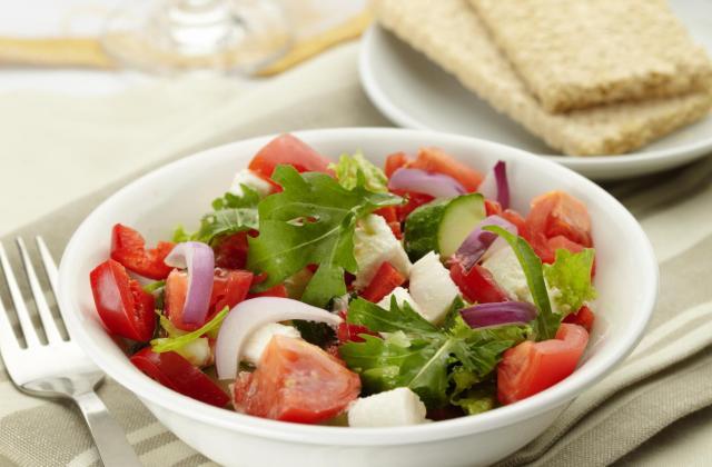 Salade de Caprice des Dieux et tomates - Photo par 750g