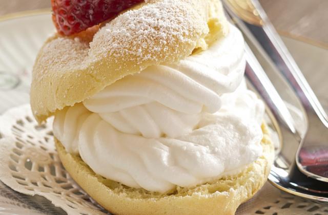 10 desserts qui sont bien meilleurs avec de la chantilly - Photo par 750g