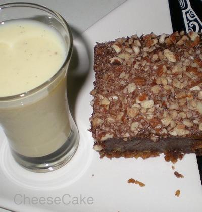 CheeseCake Choco-Caramel - Photo par unetoquee