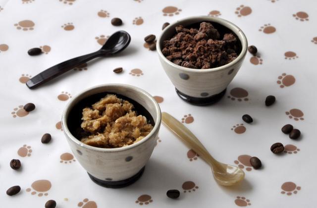 Duo de granités café et chocolat - Photo par Pascale Weeks