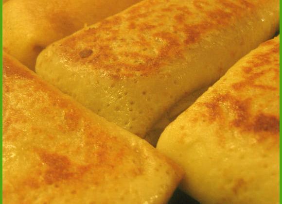 Crêpes jambon fromage maison - Photo par delices latins